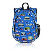 Obersee Kids Pre-School All-In-One Backpack with Cooler - Transportation(HLMN200)