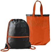 Augusta 167A Reverb Backpack Black And Orange - One Size(HRTW33532)