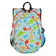 Obersee Kids Pre-School All-In-One Backpack with Cooler - Dinos(HLMN199)