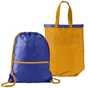 Augusta 167A Reverb Backpack Purple And Gold - One Size(HRTW33534)