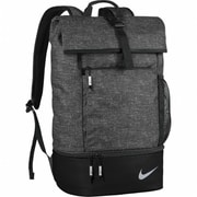 Nike Sport Backpack, Black & Silver(PRAG02663)