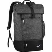 Nike Sport Backpack, Black & Silver(PRAG02663)