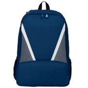 Augusta 1767A Dugout Backpack, Navy, Graphite & White - One Size(HRTW41788)