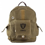 Little Earth NFL Prospect Backpack- Oakland Raiders(OPTM2216)