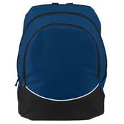 Augusta 1915A Large Tri-Color Backpack, Navy - All(HRTW19138)