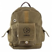 Little Earth NFL Prospect Backpack- Pittsburgh Steelers(OPTM2220)