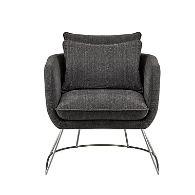 Adesso Stanley Chair Charcoal Grey (GR2005-10)
