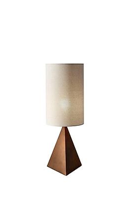 Adesso Cairo Table Lamp, Aged Bronze(3561-26)