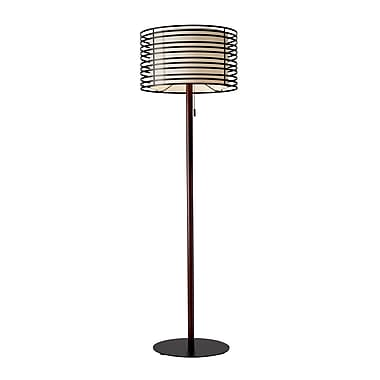 Adesso Reed Floor Lamp (6149-01)