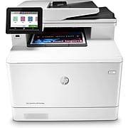 HP LaserJet Pro M479fdw Wireless Color Laser Multifunction Printer with Duplexing, Onsite Warranty (W1A80A)