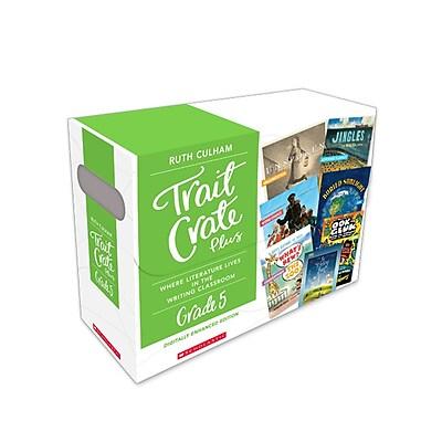 Scholastic Trait Crate Plus, Grade 5 (SC-583773)