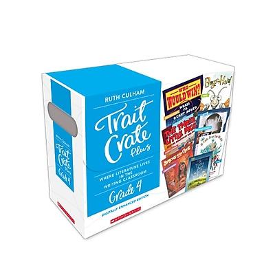 Scholastic Trait Crate Plus, Grade 4 (SC-583772)