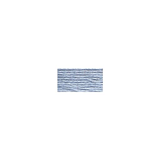 DMC Six Strand Embroidery Floss, Cotton, 8.7 Yards, Light Blue Violet (117-341)
