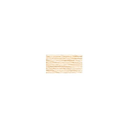 DMC Six Strand Embroidery Floss, Cotton, 8.7 Yards, Very Light Tawny (117-3770)