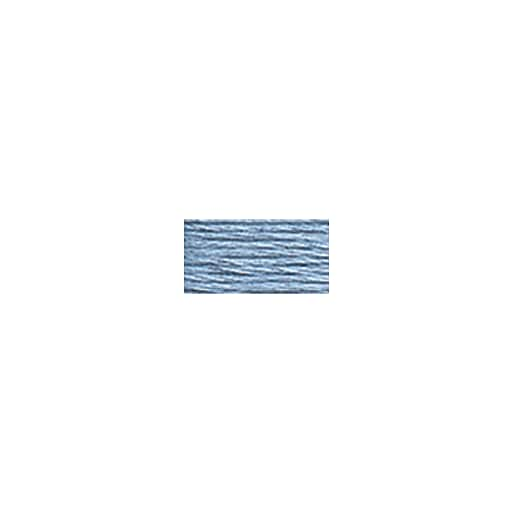 DMC Six Strand Embroidery Floss, Cotton, 8.7 Yards, Light Cornflower Blue (117-794)