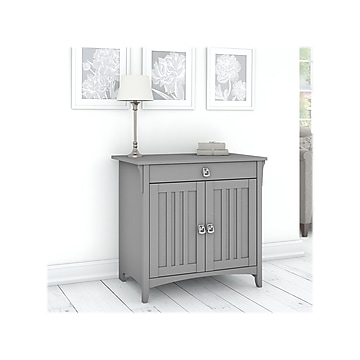 "Bush Furniture Salinas 32"" Table Desk, Cape Cod Gray (SAS432CG-03)"