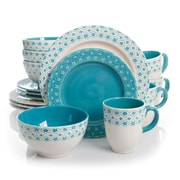 Gibson General Store 16 Piece Cottage Chic  93597564M