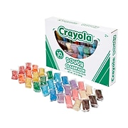 Crayola Molding Dough Set, Assorted Colors, 30/Box (57-0173)