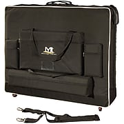 """MT Massage 30"""" Black Carrying Case with Wheels (D00075)"""