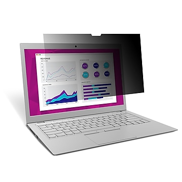 3M™ High Clarity Privacy Filter for Microsoft® Surface® Pro 6 (HCNMS003)
