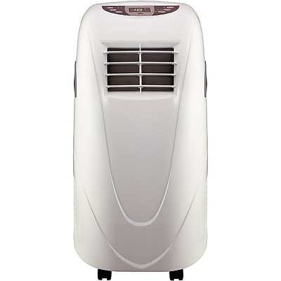 CCH Products YPLA-08C 8 000 BTU 3-in-1 Ultra Compact Portable Air Conditioner  Fan and Dehumidifier with Remote Control - White 40496284