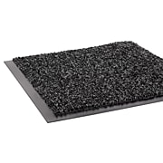 "Crown Fore-Runner Indoor/Outdoor Scraper Floor Mat, 36"" x 60"", Gray (CWNFN0035GY)"