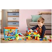 Mega Bloks Mini Bulk Large Tub Block Set, Assorted Colors (GJD22)