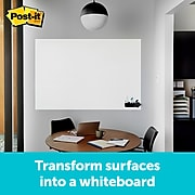 Post-it® Dry Erase Surface, 4' x 6' (DEF6x4)
