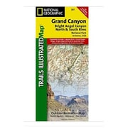 National Geographic Maps Grand Canyon- Bright Angel Canyon/North and South Rims(NAGGR167)