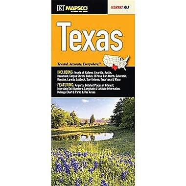 Universal Map Texas Fold Map(RTL249762)