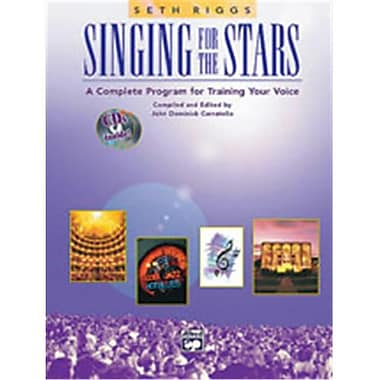 Alfred Singing for the Stars - Music Book(ALFRD49540)