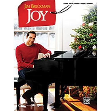 Alfred Jim Brickman- Joy - Music Book(ALFRD41580)