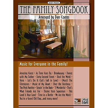 Alfred The Family Songbook - Music Book(ALFRD41128)