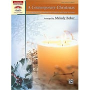 Alfred A Contemporary Christmas - Music Book(ALFRD42677)