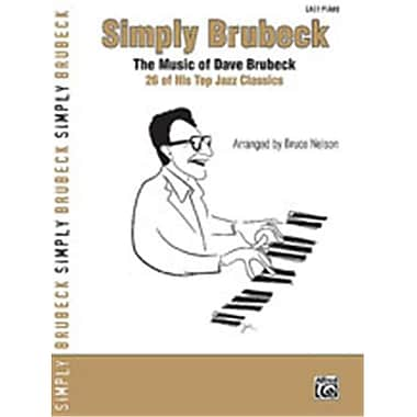 Alfred Simply Brubeck - Music Book(ALFRD41551)