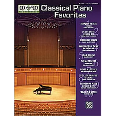 Alfred 10 for 10 Sheet Music- Classical