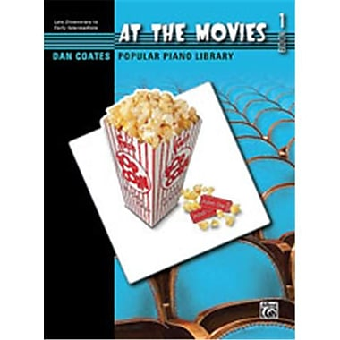 Alfred At the Movies- Book 1 - Music Book(ALFRD42663)