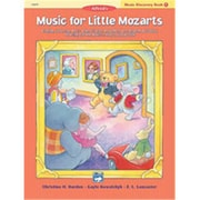 Alfred Music for Little Mozarts- Music Discovery Book 1 - Music Book(ALFRD41465)