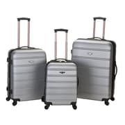 ROCKLAND MELBOURNE 3 PC ABS LUGGAGE SET(FXL301)