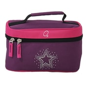 Obersee Kids Toiletry & Accessory Bag - Bling Rhinestone Star(HLMN194)