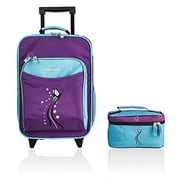Obersee Kids Luggage & Toiletry Bag Set - Butterfly(HLMN175)