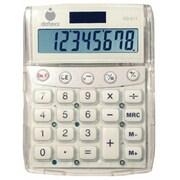 Teledex Inc Teledex Inc DD-611 Big Number Dual Power Desktop Calculator(JNSN65510)