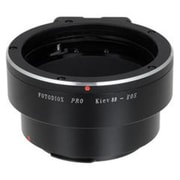 Fotodiox Pro Lens Mount Adapter - Kiev 88 SLR Lens To Canon EOS Mount SLR Camera Body(FTDX1180)