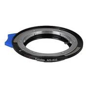 Fotodiox Lens Mount Adapter - Nikon Nikkor F Mount G-Type D-SLR Lens To Canon EOS Mount(FTDX1203)