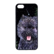 Carolines Treasures Starry Night Cairn Terrier Cell Phone Cover Iphone 5(CRLT13925)
