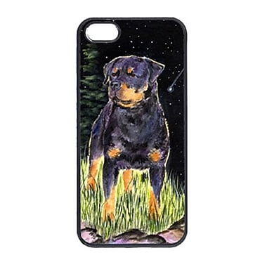 Carolines Treasures Starry Night Rottweiler Cell Phone Cover Iphone 5(CRLT13888)