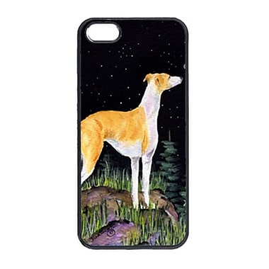 Carolines Treasures Starry Night Whippet Cell Phone Cover Iphone 5(CRLT13917)