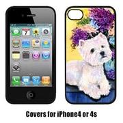 Carolines Treasures Westie Cell Phone cover IPhone 4(CRLT15518)