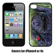 Carolines Treasures Newfoundland Cell Phone cover IPhone 4(CRLT15469)