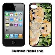 Carolines Treasures Golden Retriever Iphone 4 Cover(CRLT14717)